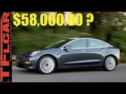 how much does the tesla model 3 really cost tflnews roundup youtube