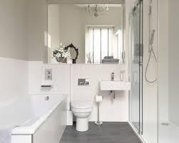 Grey Bathroom Fixtures White And Grey Bathroom Houzz