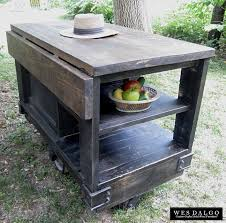 kitchen great rustic kitchen island regarding distressed