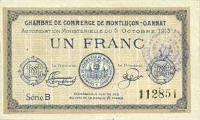 chambre de commerce var banknotes emergency notes montluçon gannat 03 chambre de