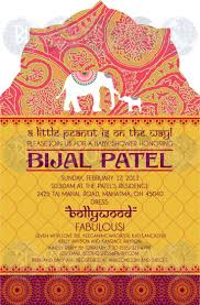 indian baby shower invitations afoodaffair me
