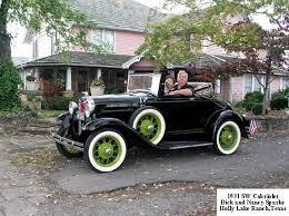 mafca 1931 vehicles