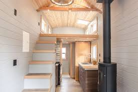 tyny houses tiny house goes off grid with big amenities curbed