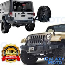 homemade jeep rear bumper 07 16 jk wrangler rock crawler front bumper full width rear bumper