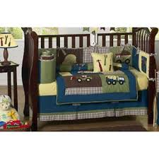 Construction Crib Bedding Set Sweet Jojo Designs Construction Collection 9pc Crib Bedding Set