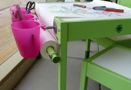 Ikea Art Desk Ikea Hack 9 Ways To Makeover The Latt Children U0027s Table Kid
