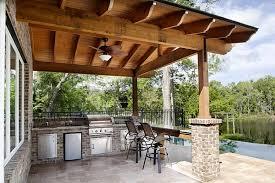 ideas of kitchen designs best outdoor summer kitchens designs ideas throughout kitchen