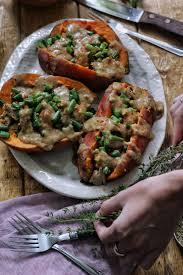 thanksgiving stuffed sweet potatoes two market