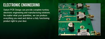 pcb design service electronic engineering pcb manufacturing