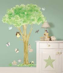 wall art sticker kit treehouse wall art sticker kit