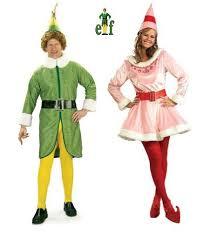 Elven Halloween Costume Elf Buddy U0026 Jovi Couple Costume Wig Random