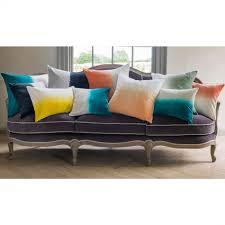 Cushions Velvet Amalfi Cushions Soft Furnishings Graham And Green
