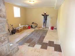 ideas tile in basement photo carpet tile basement floor tile in