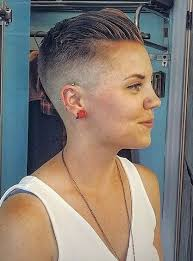 faded hairstyles for women 483 best short faded and tapered images on pinterest hair dos