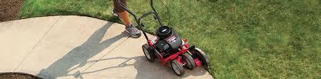 lawn edgers gas lawn edgers from troy bilt