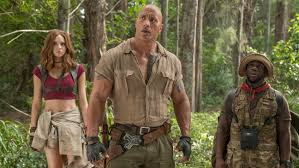 jumanji welcome to the jungle u0027 has a confusing message for
