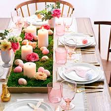 Table Centerpiece Decor by Best 25 Easter Centerpiece Ideas On Pinterest Spring