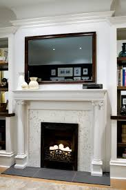 Diy Fireplace Cover Up The Great Cover Up U2013 7 Ways To Disguise Your Tv Tidbits U0026twine