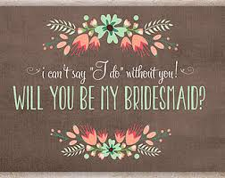 be my bridesmaid invitations the autumn wedding will you be my of honour bridesmaid