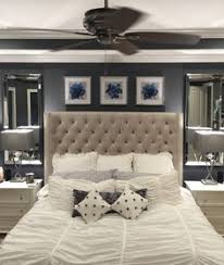 serene bedroom bed by bernhardt lamps by pacific coast pictures