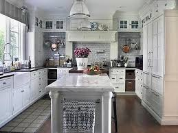 Best White Kitchen Cabinets Images On Pinterest Antique White - Best white paint for kitchen cabinets