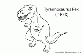 animal printable dinosaurs coloring pages with names coloring