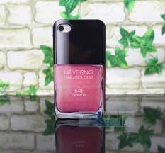 chanel nail polish case for iphone 5c on the hunt