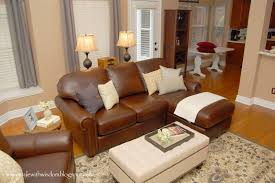 Transitional Living Room by Style With Wisdom Gorgeous Transitional Living Room