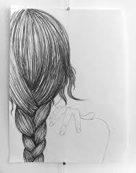 Frisuren Zeichnen Anleitung by Die Besten 25 Zeichnung Haare Geflecht Ideen Auf