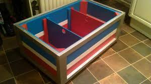 How To Build A Toy Box Out Of Wood by Children U0027s Toy Chest Made From Pallets U2022 1001 Pallets