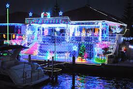 christmas lights cruises perth