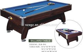 Professional Pool Table Size by 9ft Cheap Pool Table 9ft Cheap Pool Table Suppliers And