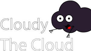 cloudy the cartoon cloud youtube