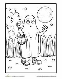 25 halloween pictures colour ideas