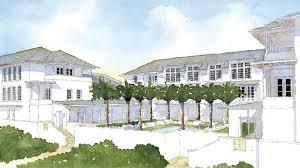 100 florida house plans with courtyard pool u shaped house