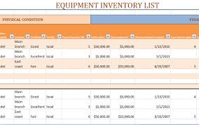 Inventory Template Excel 2010 Stock Inventory Template Free Inventory Template