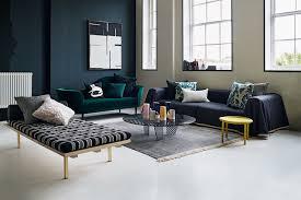 navy sofa living room navy blue sofa living room design home game hay us in dark decor 11