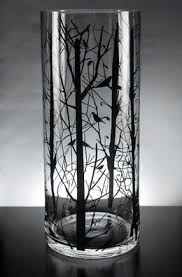 Wide Glass Cylinder Vase Tall Vases 20 U201360 Off Saveoncrafts