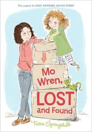 Barnes And Noble Alexandria La Mo Wren Lost And Found By Tricia Springstubb Heather Ross