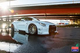 nissan gt r liberty walk vossen x work vws 1 u2013 hpf blog news