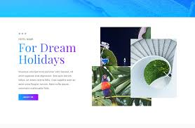 plant layout of hotel free divi theme layout for a hotel download it at divi den
