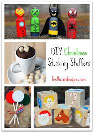 christmas stuffers diy stuffers fireflies and mud pies