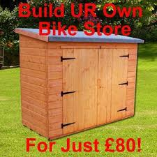 Backyard Storage Sheds Plans by Best 20 Bike Shed Ideas On Pinterest Bicycle Storage Shed Bike