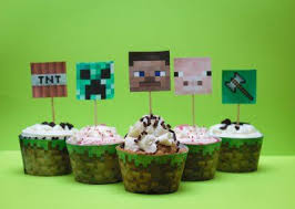 the 25 best minecraft birthday supplies ideas on pinterest