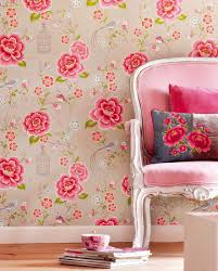 Wohnzimmer Tapeten Landhausstil 85 Wohnzimmer Tapeten Ideen Florale Und Barock Muster
