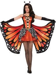 butterfly costume monarch butterfly costume womens animal fairy fancy dress