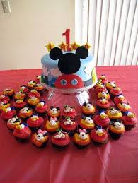thecakinggirl cute disney cupcakes mickey mouse clubhouse