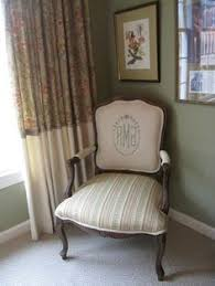 burlap monogram chair it u0027s southern y u0027all pinterest burlap