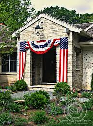serendipity refined blog patriotic decorating using american