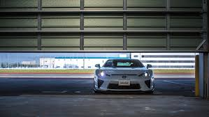 lexus lfa modified photo lexus lfa on vossen vfs 2 wheels auto moto japan bullet